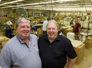 Mark and Chip Atwater - Royal Textiles - Burlington CPA Firm