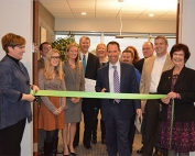 Gilliam Coble & Moser Greensboro Office Ribbon Cutting